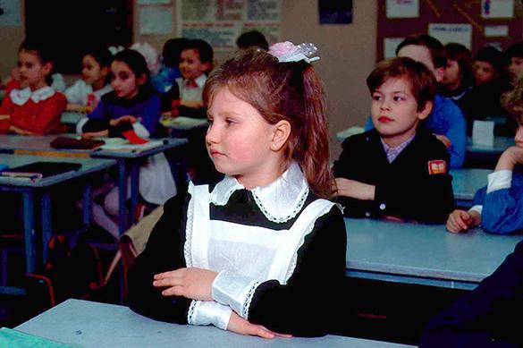 О том, как советские школьники бунтовали накануне краха СССР