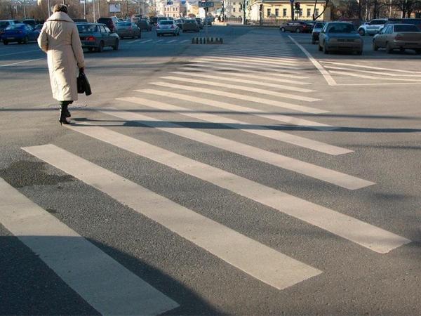 Штраф за непропуск пешехода на зебре увеличится более чем в полтора раза