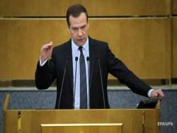 Медведев о ситуации с продуктами в РФ: кормим себя сами