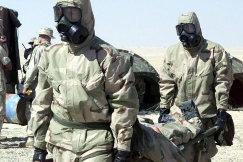 Экс генерал армии Сирии: Асад скрывает несколько сотен тонн химоружия