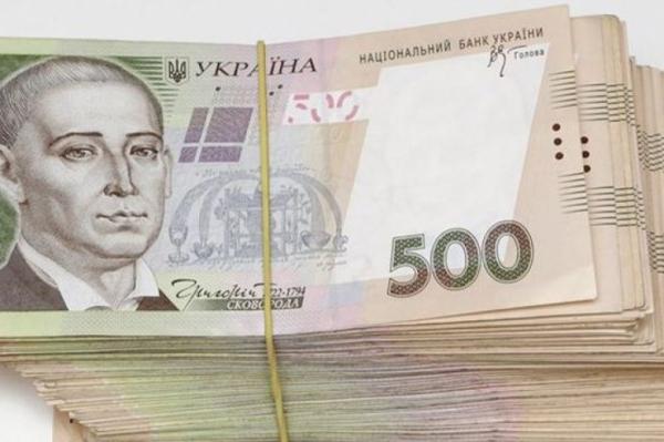 Украину заваливают 500 гривневыми банкнотами