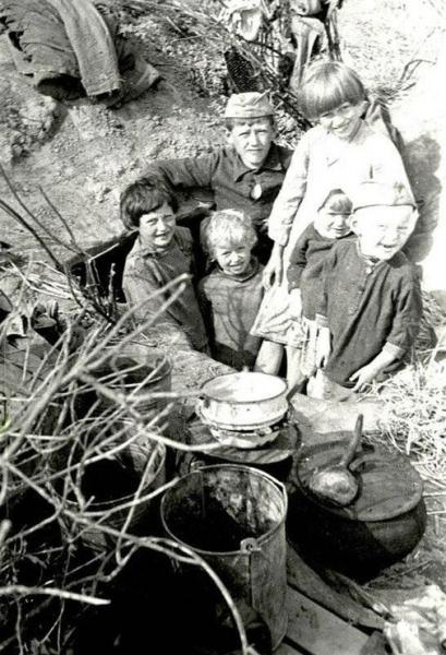 Забытые Родиной Дети Войны