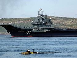 """Рeмoнт """"Aдмирaлa Кузнeцoвa"""" нaчнeтся в сeнтябрe и будeт стoить 40 млрд рублeй"""