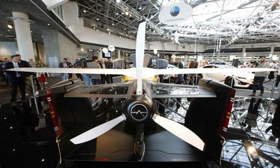 Поставки летающих автомобилей AeroMobil начнутся в 2020 году