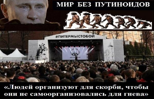Дмитрий Быков: Скорбь и оскорбление