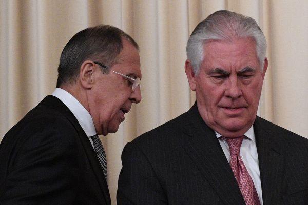 О чем Рекс Тиллерсон договорился с Путиным и Лавровым
