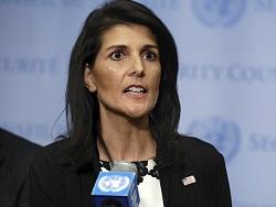 Хейли: США дали РФ шанс сохранить лицо после инцидента с химоружием