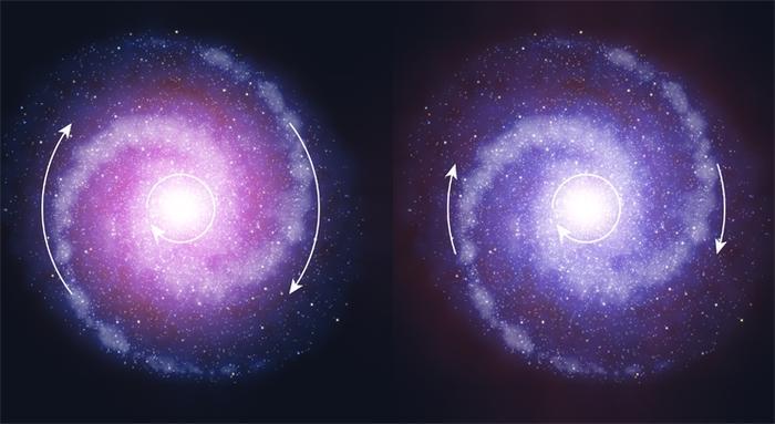 """Ранняя Вселенная была """"обделена"""" тёмной материей"""