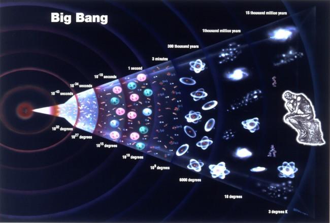 Ранняя Вселенная была обделена тёмной материей