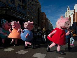 В Китае запретили Свинку Пеппу и Винни Пуха