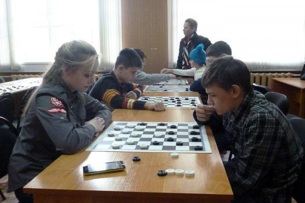 Чудо шашки в Твери