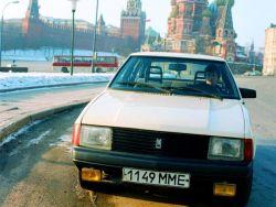 Бесславный конец Москвича