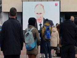Россия: пропаганда и эффект бумеранга