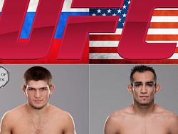 UFC официально объявил об отмене боя Нурмагомедов — Фергюсон