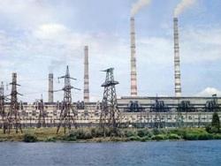 На Украине остановили пятую ТЭС