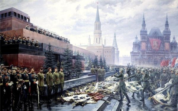 Скоро главный праздник – День Победы. Но кто в нем победил?