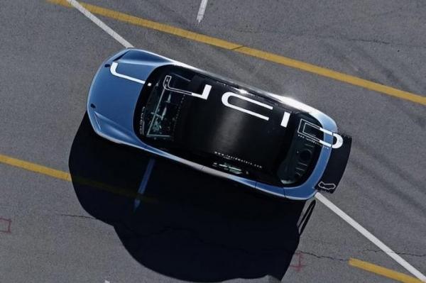 Видео дня: 350 км/ч в исполнении электрического суперкара Lucid Air