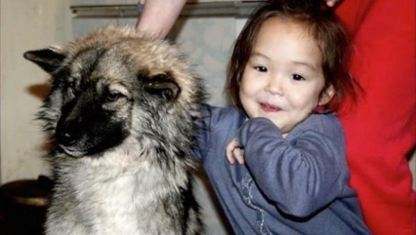 Трехлетняя девочка выжила, 11 дней скитаясь тайге