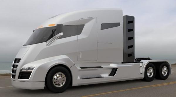 Солнечные панели помогут грузовикам экономить горючее