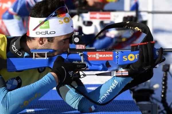 Фуркад вышел на масс старт на этапе КМ в Холменколлене без патронов
