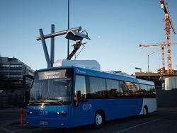 Photo of В Москве появился финский электробус с системой быстрой подзарядки на маршруте