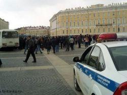 Photo of В Петербурге осадили «Свободное шествие».Задержано 40 человек