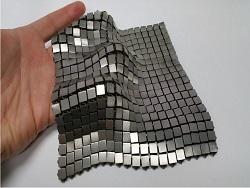 Photo of В NASA начали печать «космической ткани» из металла
