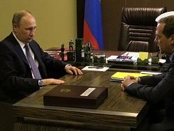 Путин: Нужен ясный план развития экономики вне зависимости от персоналий