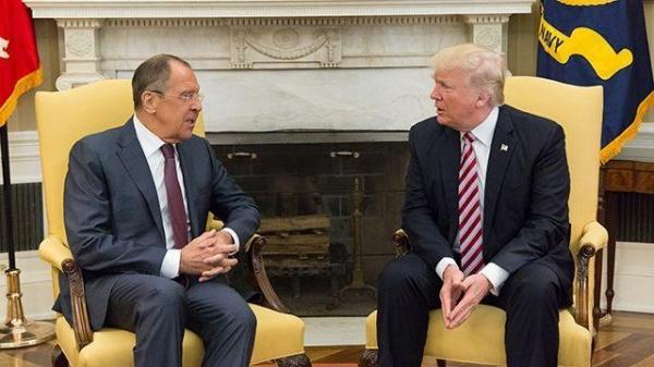 В Белом доме не знают о российской записи разговора Трампа и Лаврова