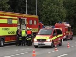 Photo of В Берлине автомобиль заехал в метро: шесть человек ранены