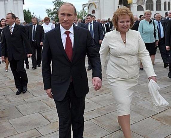 Центр, связанный с Людмилой Путиной, зарабатывает на аренде 3 млн долларов в год
