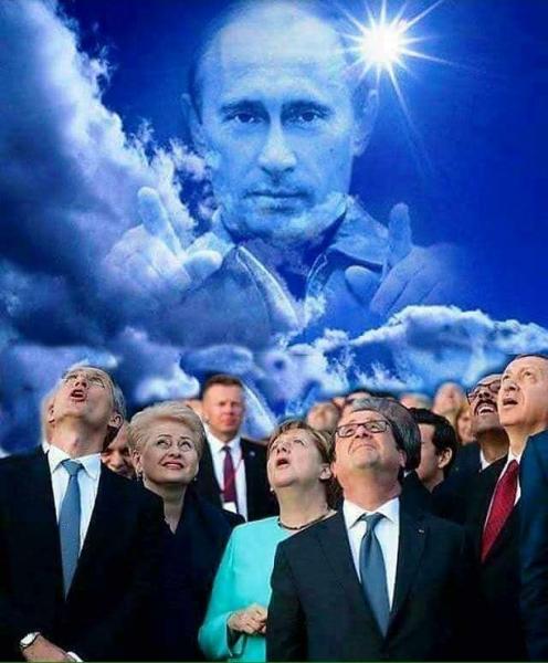 Путин превзошел их всех: Трамп, Меркель и Эрдоган спешат на поклон