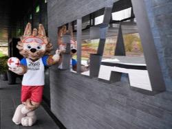 Россия осталась на рекордно низкой позиции в рейтинге ФИФА
