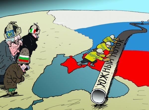 Photo of Турецкий поток под угрозой: американцы готовят неприятные сюрпризы