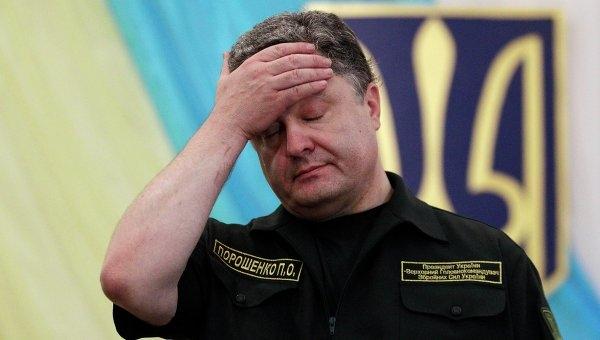 Ганьба: новый глава Франции разочаровал пана Порошенко