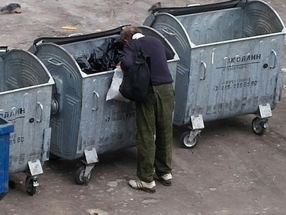 Photo of «Первый канал» предложил россиянам для экономии питаться на помойках