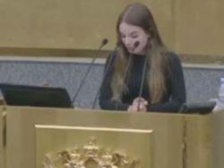 Видеоблогер рассказала в Госдуме, как государству наладить общение