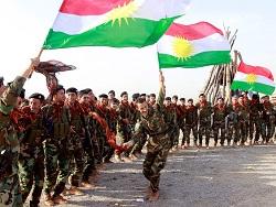 Курды рвутся к Средиземному морю