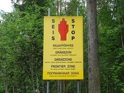 Четверо британских спортсменов нелегально сходили за пивом из Финляндии в Россию.