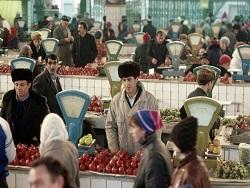 Колхозные рынки и коопторги в СССР