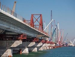 Киев считает, что Керченский мост принесет убытки Украине