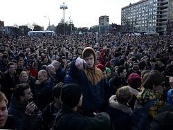 Навальный назвал хамством предложение мэрии о месте переноса шествия