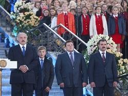 Photo of Споры в семье Лукашенко: старший сын Виктор попытается убрать президента