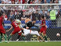 Сборные Португалии и Мексики сыграли вничью в матче Кубка конфедерации