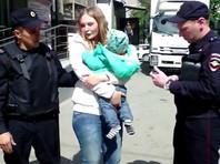 Хроники правохоронения: в автозак с младенчества