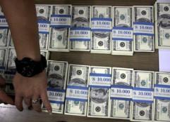 За пять месяцев из России утекли 22 миллиарда долларов