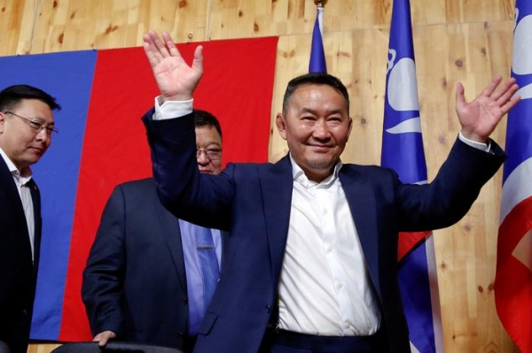 Победу на выборах президента Монголии одержал кандидат от оппозиционной партии
