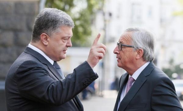 Photo of Саммит Украина — ЕС окончился скандалом из-за фразы о «европейских устремлениях»
