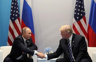Трамп назвал встречу с Путиным грандиозной
