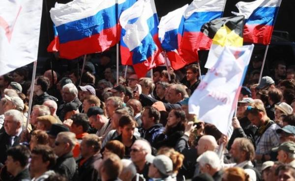 Кaк всегда — ждут переворота в Москве